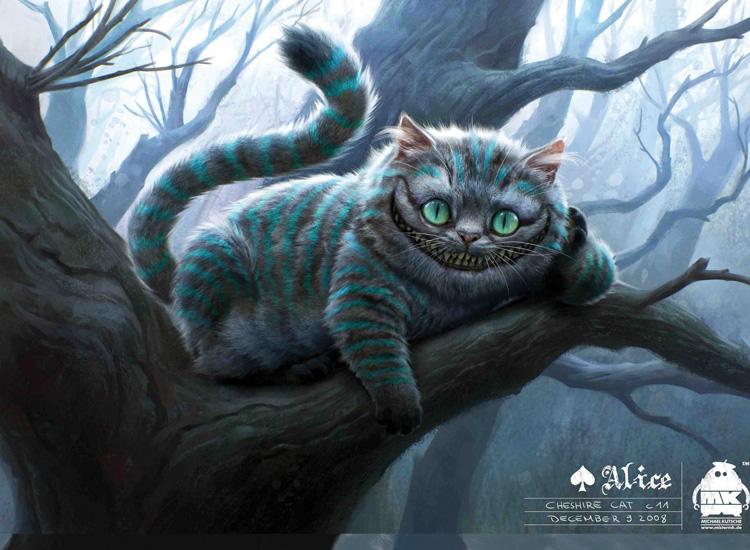 чеширские коты фото
