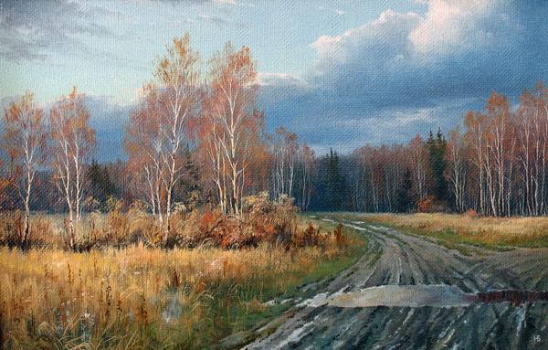 Поздняя осень (Крис Апрель) / Стихи.ру