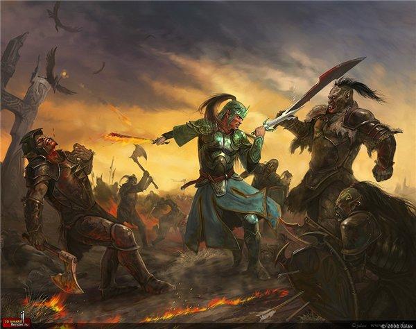новости, самые кровожадные и великие воины одной