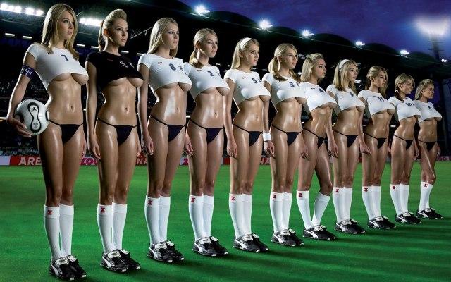 Секс в российском спорте