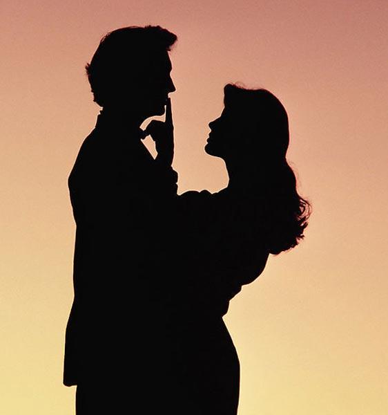 Влюбленная пара para