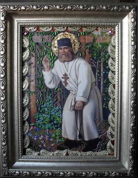 Серафимушка - старец Святой...