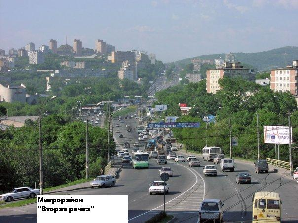 Современное состояние зеленых насаждений Владивостока.