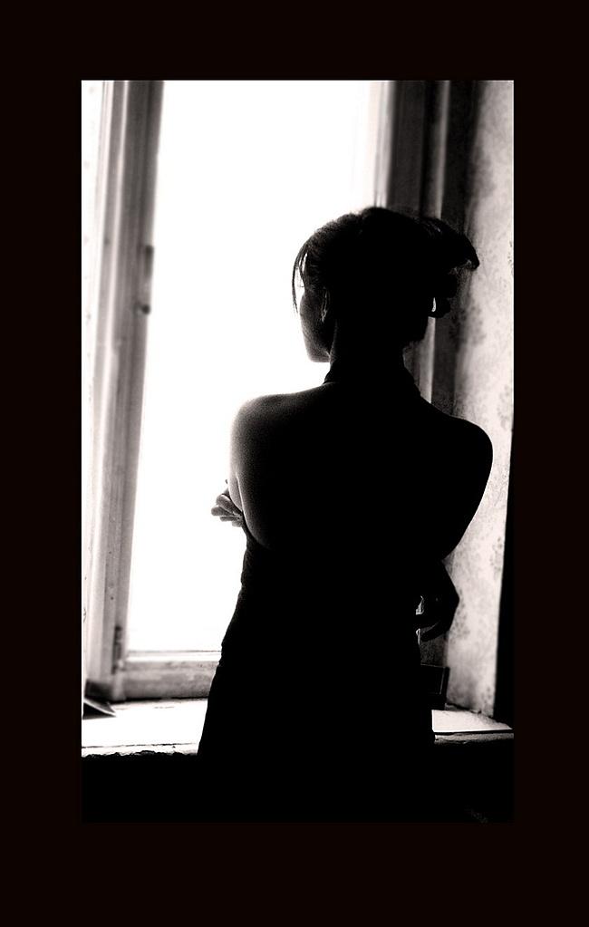 Красивы фото девушек в темноте