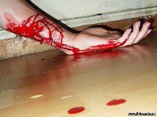Капает смайлик реальною кровью ...: stihi.ru/2012/02/09/7284