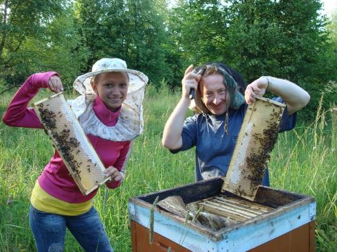 Прикольный подарок для пчеловода