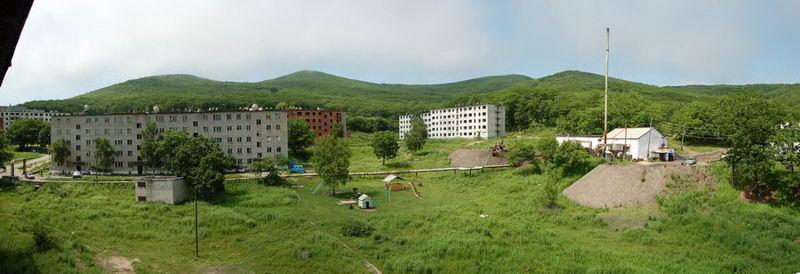 Приморское поселение