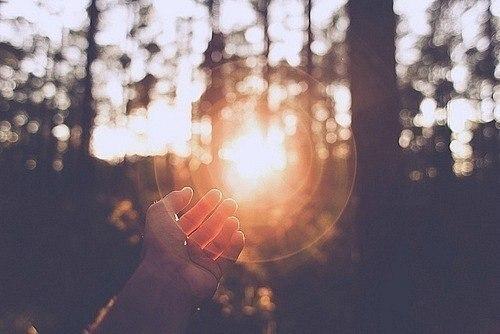Восход солнца своими руками