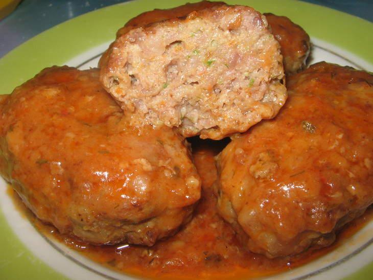 Вкусные мясные котлеты рецепты с фото