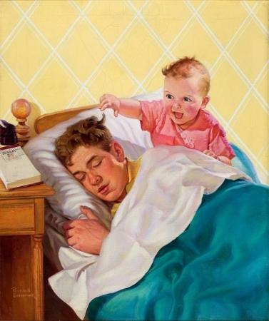 папа и дочка спят друг с другом