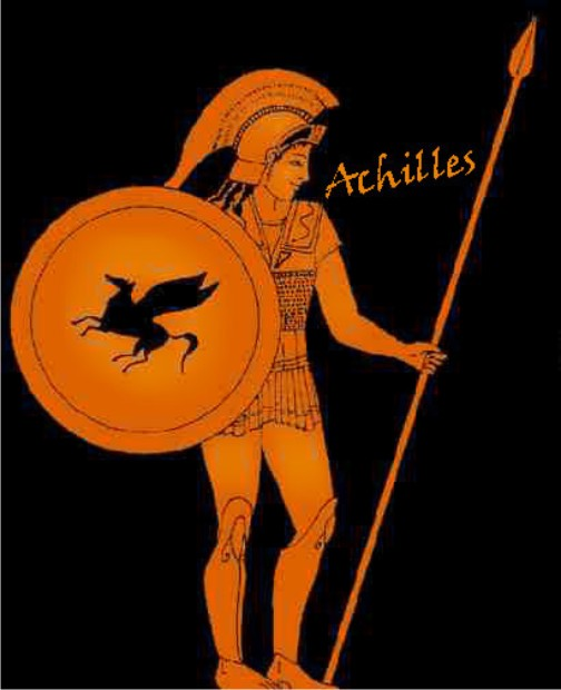 the menin of achilles
