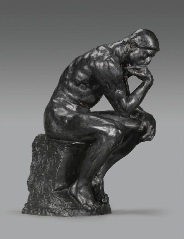 фото родена мыслитель