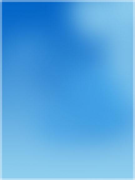 Вертикальный фон голубой