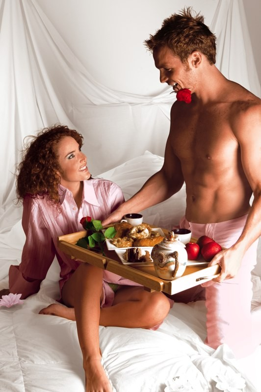 Картинки доброе утро мужчина с женщиной с надписью