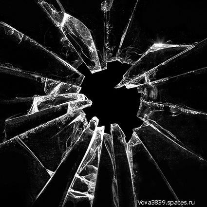 картинка разбитое стекло