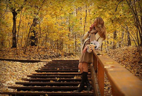 Красивая осень фото и картинки осени