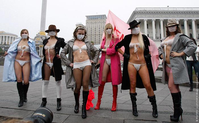 golie-femen-kiev-foto
