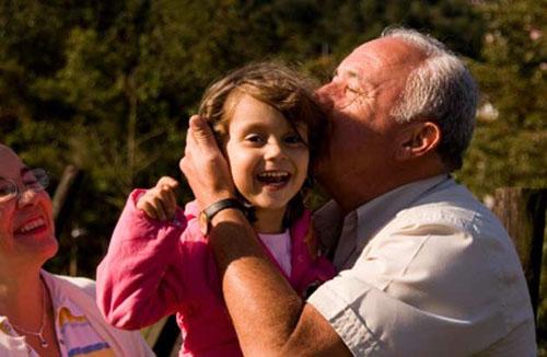как дед внучку учил трахатся на даче бесплатно