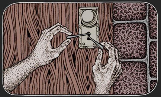 Аварийное вскрытие дверных замков. Как правильно расставить мебель.