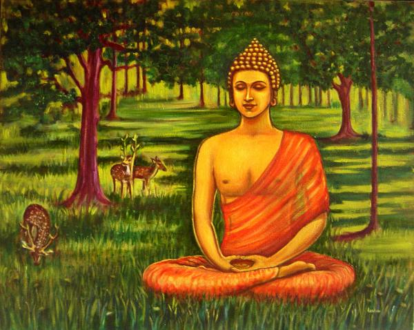 the life of buddha and his path to nirvana