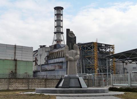 Митинг посвященный 29-й годовщине аварии на Чернобыльской АЭС