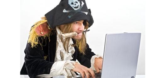 Закон о борьбе с пиратством вступил в силу 4646