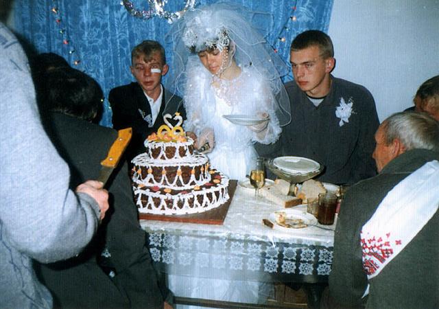 Что за свадьба без приколов