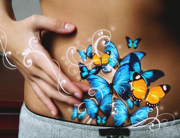 Скачать песню сдохли все бабочки в животе