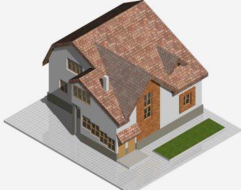 Что вам стоит дом построить стих