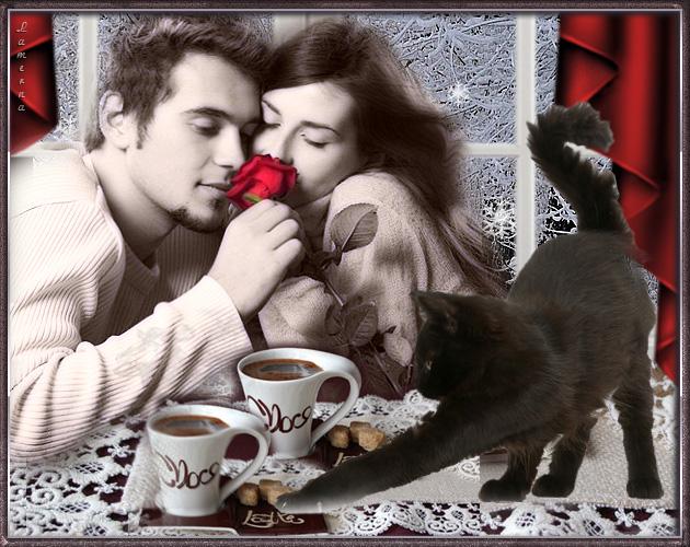 Новым, открытки для мужчины с любовью приятного дня