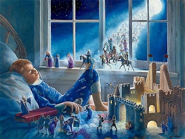 Верьте в сказочные сны