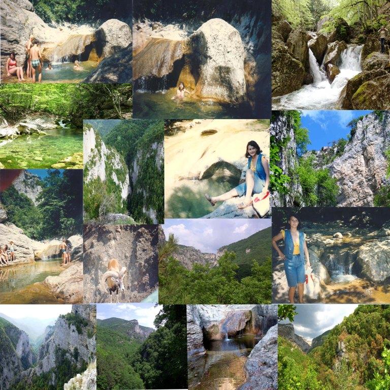 Большой каньон Крыма. Ванна