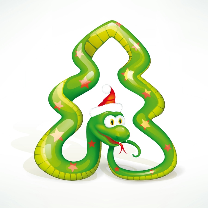 Поздравления году змеи