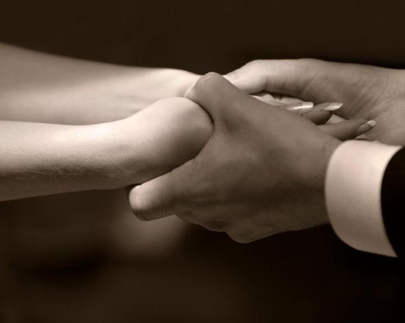 Если ты отпустишь руку (Алла Рик) / Стихи.ру