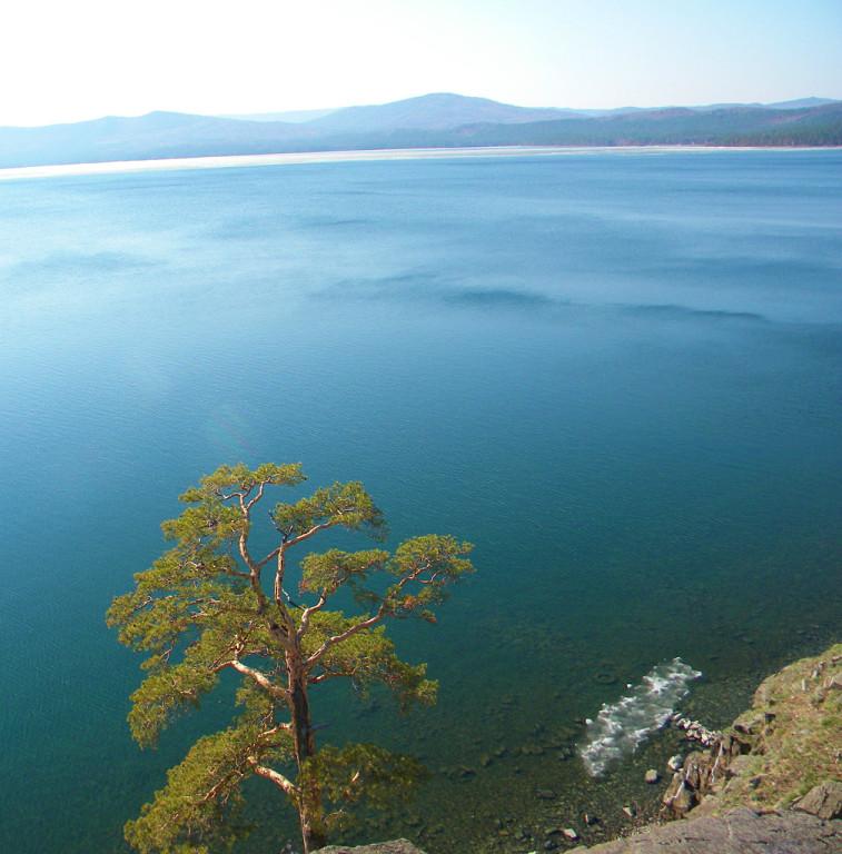 река тургояк фото занимали шестое место