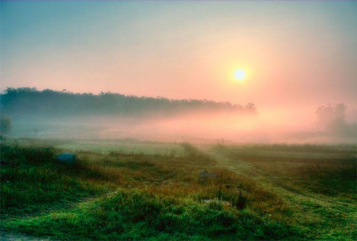Какое красивое утро артем хромин 2