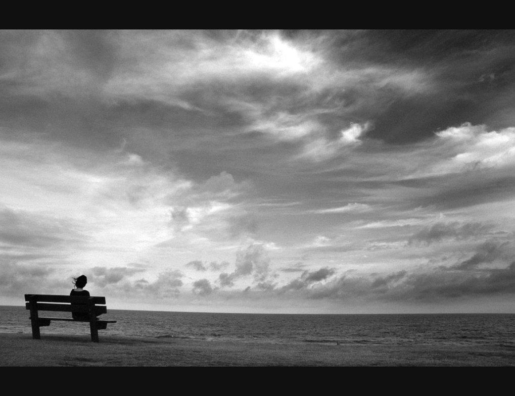 Для, грустно картинки с надписями про одиночество