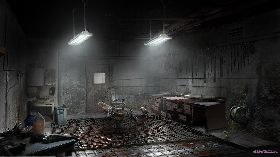 Комната пыток фото