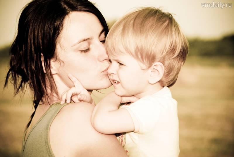 картинки маму с детьми