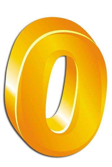 знаком для обозначения числа является