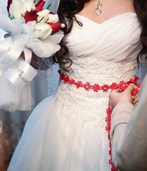 Изобр по > Азербайджанская Свадьба Красная Лента
