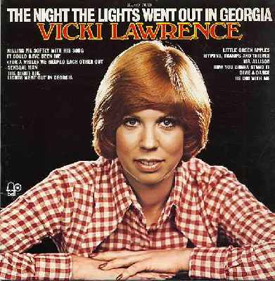 vicki lawrence agevicki lawrence mama, vicki lawrence the night the lights, vicki lawrence discography, vicki lawrence movies and tv shows, vicki lawrence, vicki lawrence the night the lights went out in georgia lyrics, vicki lawrence ships in the night, vicki lawrence net worth, vicki lawrence age, vicki lawrence tour, vicki lawrence husband, vicki lawrence husband al schultz, vicki lawrence imdb, vicki lawrence mama family, vicki lawrence net worth 2015, vicki lawrence health, vicki lawrence hives, vicki lawrence family feud, vicki lawrence night lights georgia, vicki lawrence songs