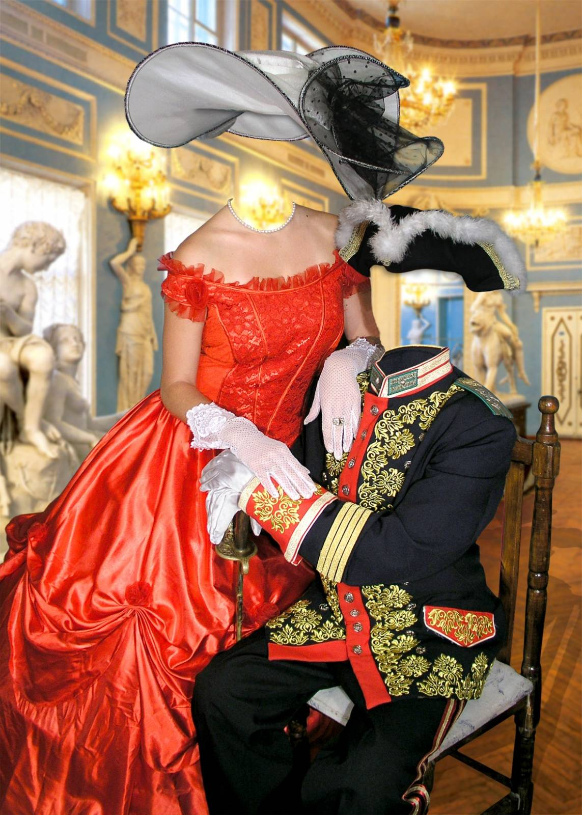 Свадебные шаблоны для жениха и невесты (в слоях) и свадебные шаблоны любимой девешке (для фотошоп)