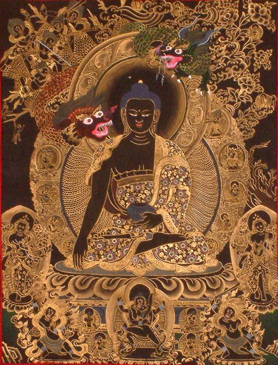 Mara demon buddha life - mara demon - artelino