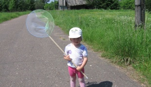 Как сделать сачок для бабочек