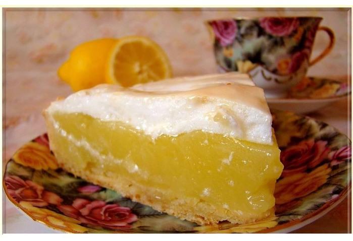 Пирог марина