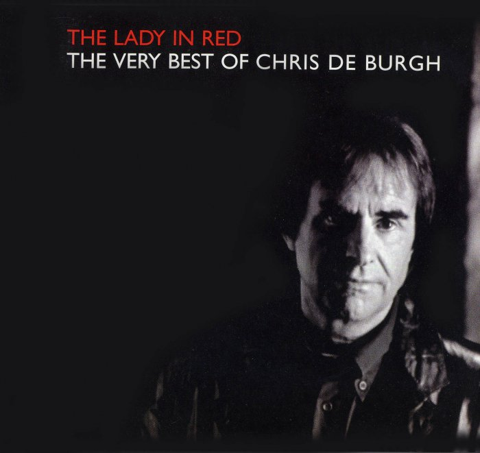 chris de burgh lady in red перевод