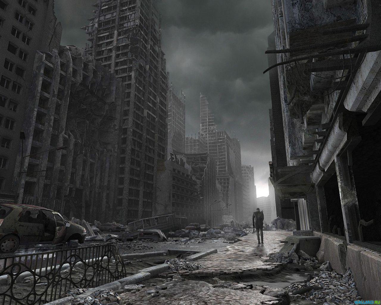 мёртвый город фото