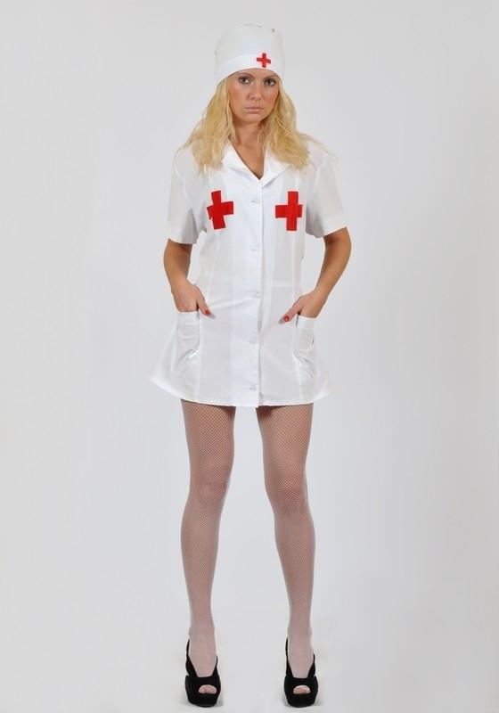 Костюм медсестры своими руками фото