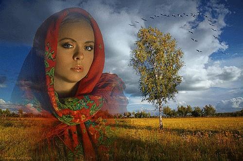 женщины фото россии
